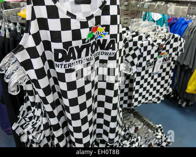 Daytona International Speedway Geschenk Shop, Florida, USA - Stockfoto
