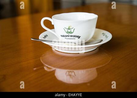 Teefabrik, Nuwara Eliya, Sri Lanka - Stockfoto