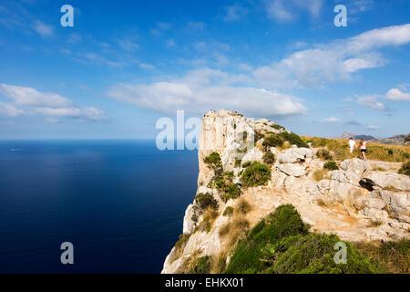 Cap de Formentor, Mallorca, Spanien - Stockfoto