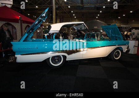 Full-size Car Ford Fairlane 500 Skyliner, 1959 - Stockfoto