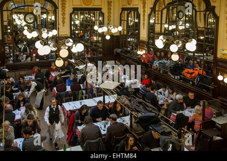 ABBILDUNG DER STADT PARIS, ILE DE FRANCE, FRANKREICH - Stockfoto