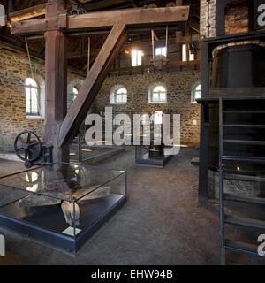 Das Museum Luisenhuette Wocklum in Balve - Stockfoto