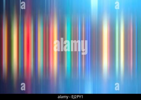 unscharfe abstrakte Farbe Hintergrund modern - Stockfoto
