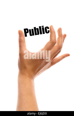 euFfentlich Fingern