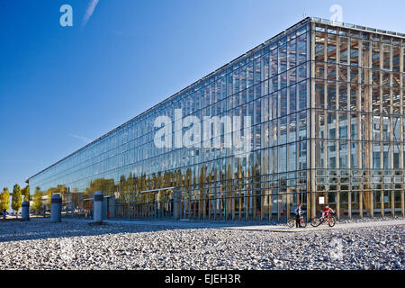 Mont-Cenis Akademie, Akademie, Herne, Ruhr District, North Rhine-Westphalia, Deutschland