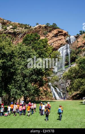 Johannesburg South Africa African Roodepoort Walter Sisulu National Botanical Garden Witwatersrand Muldersdrif Se - Stockfoto