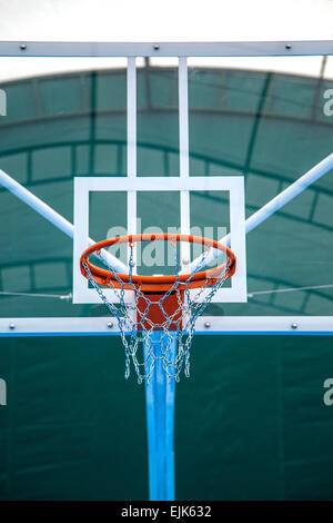 Basketballplatz - Stockfoto