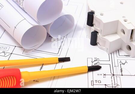 Großartig Elektrischer Schaltplan Im Haus Galerie - Der Schaltplan ...