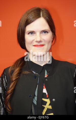Hamburger Filmfest Premiere des Films Der Verlust im Cinemaxx-Kino mit: Fritzi Haberlandt wo: Hamburg, Deutschland: - Stockfoto