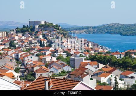 Dalmatinische Küste - Stockfoto