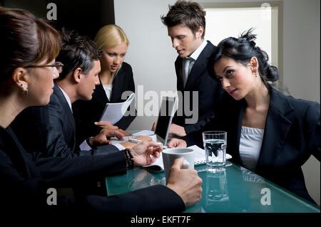 Business-Meeting - Stockfoto