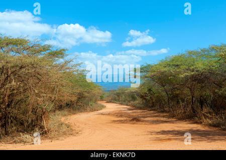 Dominikanische Republik, Südwesten, Halbinsel Baoruco, Bei Pedernales, - Stockfoto