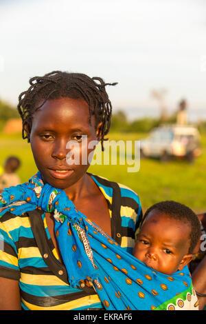 Mitte Januar 2015 ein Zeitraum von drei Tagen der übermäßige regen die kleinen armen afrikanischen Land Malawi Unprecedneted - Stockfoto