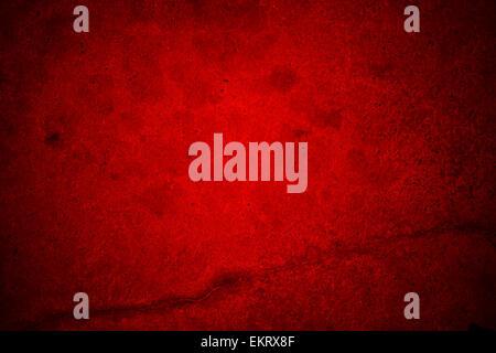 Rote abstrakte Wand Textur mit Platz für text - Stockfoto