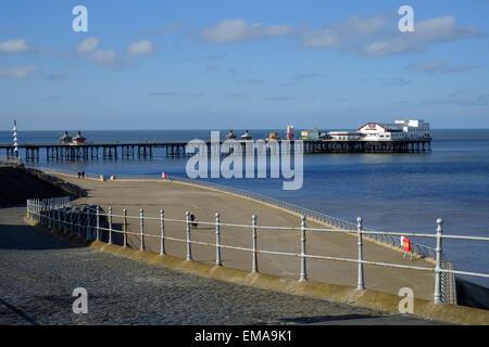 Blackpool North Pier - Stockfoto