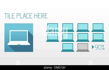 Infografik-Elemente. - Stockfoto