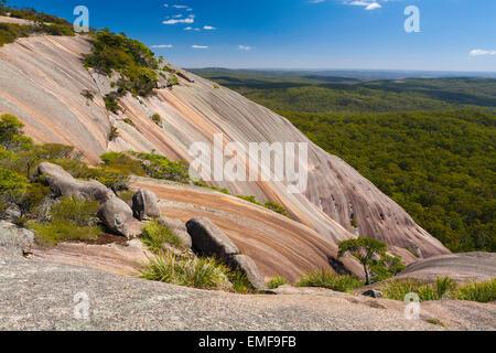 Kahlen Felsen - kahlen Felsen-Nationalpark - NSW - Australien - Stockfoto