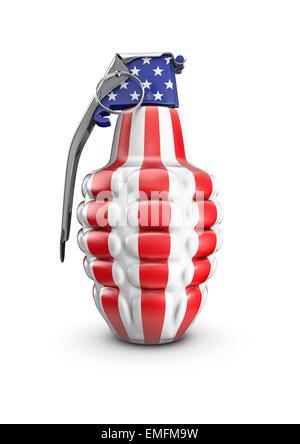 Großartig Färbung Der Amerikanischen Flagge Zeitgenössisch ...