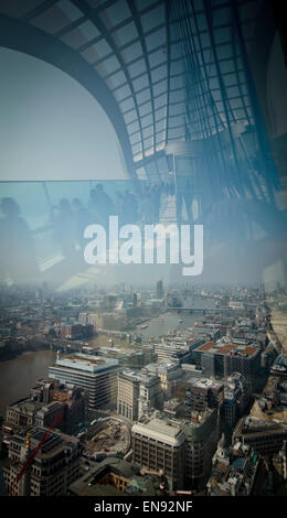 Sky Garden, London, UK © Clarissa Debenham / Alamy - Stockfoto