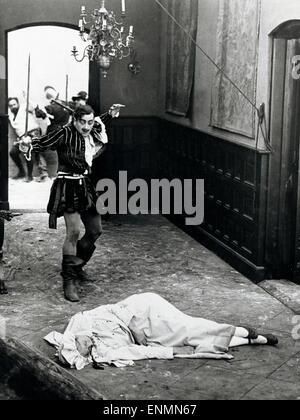 Intoleranz, USA 1916, aka: Liebe Kampf während des Alters, Regie: D. W. Griffith, Monia: Eugene Pallette - Stockfoto