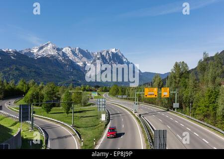 Autobahn Garmisch