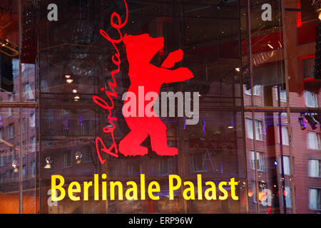 7. Februar 2013 - BERLIN: roter Teppich - Impressionen aus der Berlinale Filmfestspiele Berlinale Palast Berlinale - Stockfoto