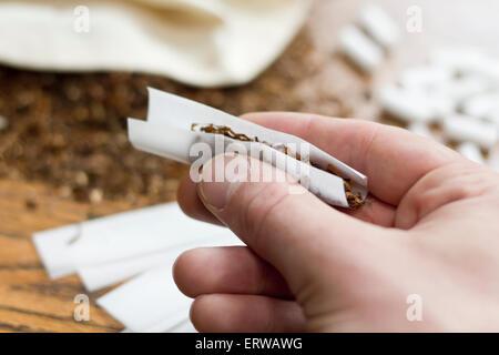 Zigaretten Rollen