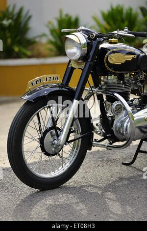 Royal Enfield Bullet G2 350 cc 1960 Oldtimer Motorrad