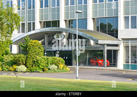 Bürogebäude der Ford von Großbritannien an Warley Brentwood Essex England Großbritannien Teil der Ford Motor Company - Stockfoto