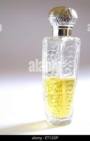 ITRA; Essenz; Parfüm-Flasche; Indien - Stockfoto