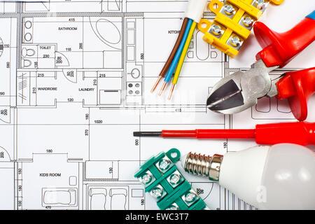 Berühmt 76 Erstaunliche Elektrische Diagrammbildideen Des Hauses ...