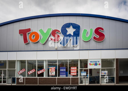Toys R Us in Southampton UK speichern - Stockfoto