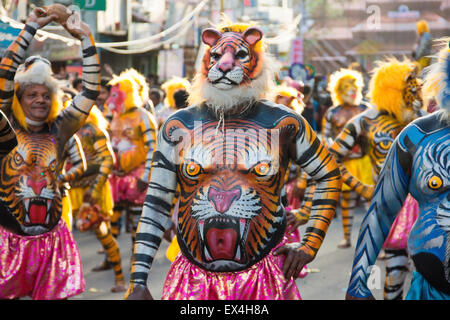 Tiger Tanz - Stockfoto