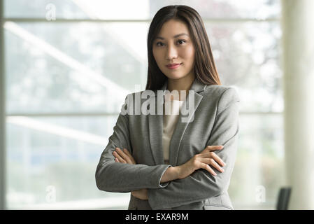 CEO der Business, portrait - Stockfoto