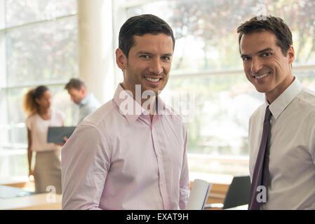 Business Associates, Porträt - Stockfoto