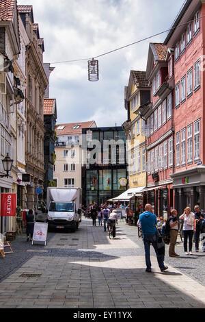 braunschweig braunschweig deutschland altstadt shopping in der altstadt gelegen gesch fte. Black Bedroom Furniture Sets. Home Design Ideas