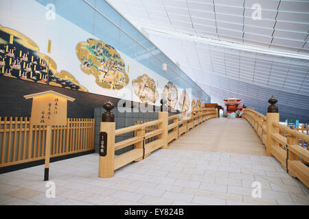 Internationaler Flughafen Tokio-Haneda, Tokyo, Japan - Stockfoto
