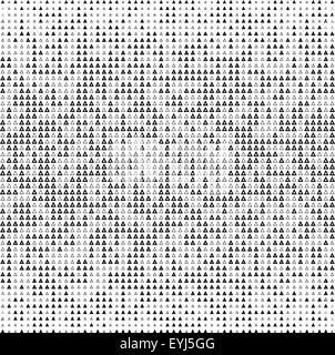 modernes stilvolles halftone textur endlose abstrakt hintergrund mit zuf lligen gr e quadrate. Black Bedroom Furniture Sets. Home Design Ideas