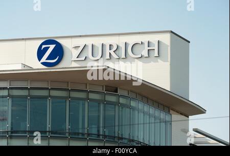 Buro Gebaude Fassade Zurich Schweiz Stockfoto Bild 59913066 Alamy