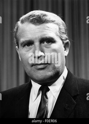 Braun, Wernher von, 23.3.1912 - 16.6.1977, US-amerikanischer Physiker deutscher Herkunft, Porträt, 1968,