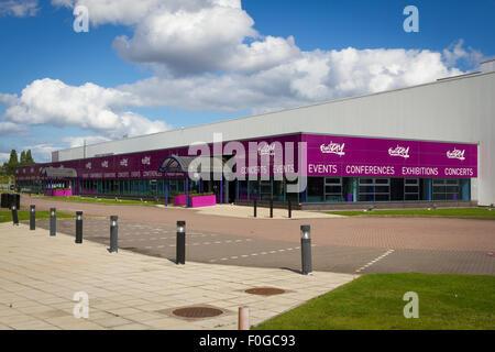 Event City Exhibition Centre und Veranstaltungsort in Trafford Park, Manchester - Stockfoto