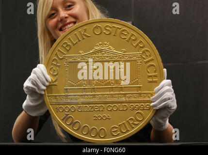 Der Große Phil Münze Stockfoto Bild 68778865 Alamy