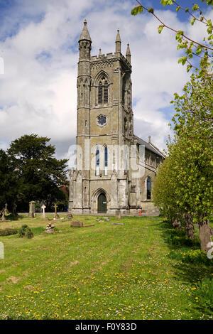 Holy Trinity Church, Shaftesbury, Dorset, Großbritannien