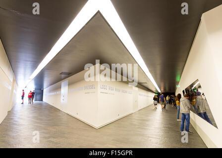 Das jüdische Museum, Berlin, Deutschland - Stockfoto