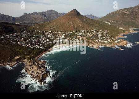 Luftaufnahme von Llandudno, Kapstadt - Stockfoto