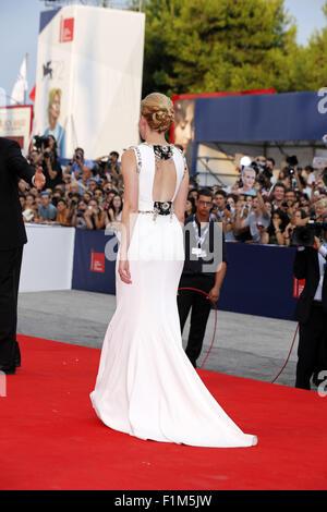 Venedig, Ca, Italien. 2. Sep, 2015. Elizabeth Banks.Opening Nacht und Everest premiere.72nd Venedig Film Festival.Venice, - Stockfoto