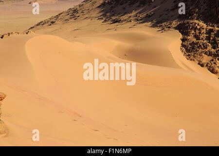 Wadi Rum Wüste, Jordanien - Stockfoto