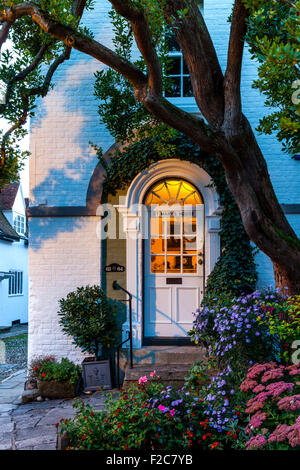 Str. Marys Haus, Kirchplatz, Rye, Sussex, UK - Stockfoto
