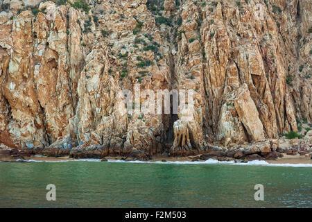 Lands End in der Sea of Cortez, Cabo San Lucas, Mexiko - Stockfoto