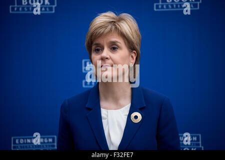 Schottische erste Minister Nicola Sturgeon.